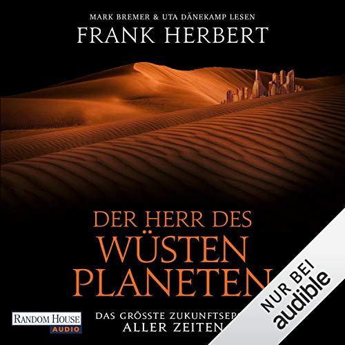 Der Herr des Wüstenplaneten Titelbild