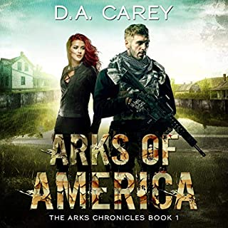 Arks of America audiobook cover art