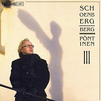 Schoenberg / Berg: Piano Music
