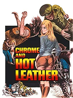 Chrome and Hot Leather from