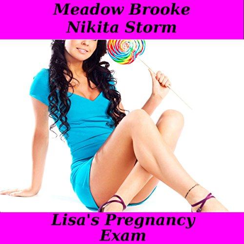 Lisa's Pregnancy Exam audiobook cover art