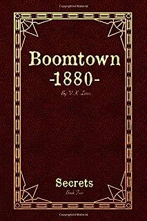Boomtown 1880: Secrets