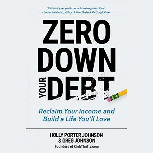 Zero Down Your Debt Titelbild