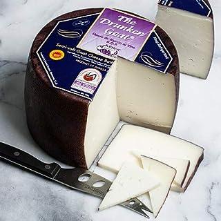 Murcia Al Vino (Drunken Goat) Goat Cheese (1 lb)