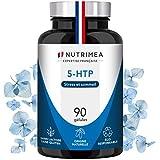 5 HTP - 300 mg/jour - Extrait de graines de Griffonia Simplicifolia - Sommeil réparateur, diminue stress, anxiété,...
