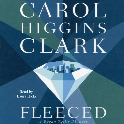 Fleeced audiobook cover art
