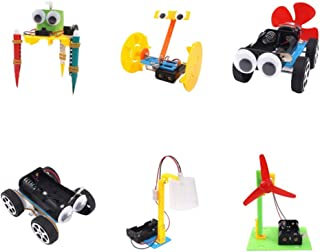 Set 6 Scientific Educational Teaching Student Classroom Activity DIY Science Project
