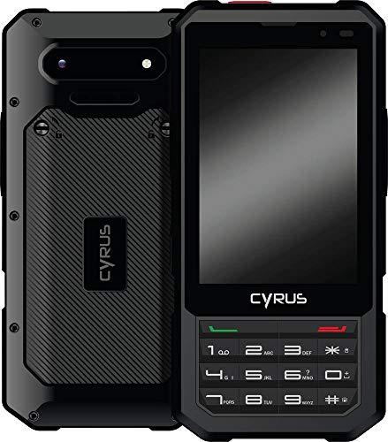 Cyrus CM17 XA Outdoor-Handy Schwarz