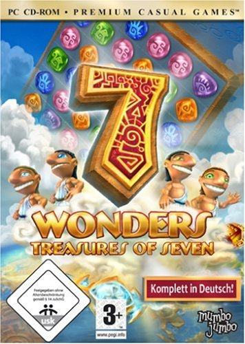 7 Wonders - Treasures of Seven [Importación alemana]