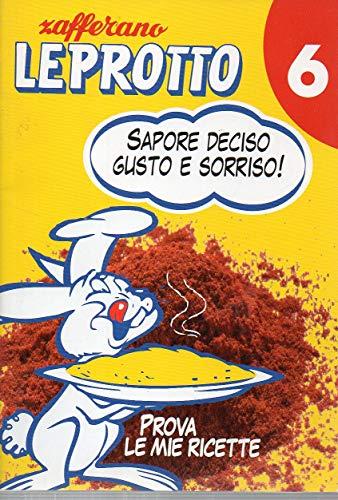 Zafferano Leprotto 6 Prova le mie ricette