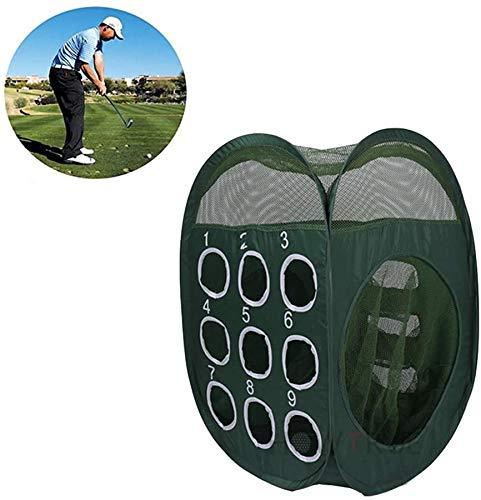 WXCCK Golf Chipping Pop Up Golf Slag Net Binnen Chipping oefendoel trainingshulp, geschikt voor binnen en buiten, golfers