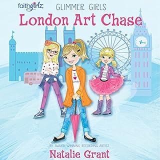 London Art Chase audiobook cover art