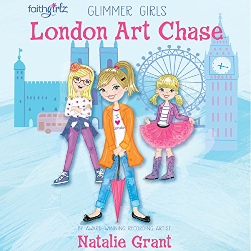 London Art Chase Titelbild