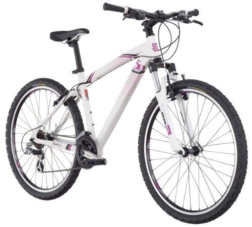 Diamondback Women's 2012 Lux Mountain Bike (White, 19-Inch/Large)