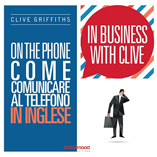 On the phone - Come comunicare al telefono in inglese audiobook cover art