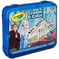 70-Piece Crayola Frozen 2 Creat & Color Art Set