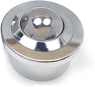 25MM stalen transportband Ball Sliver Transfer Bearing Unit Roller Wielen Kleine ronde oog transportbal - Pack van 1