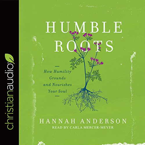 Humble Roots audiobook cover art