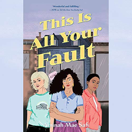 This Is All Your Fault cover art