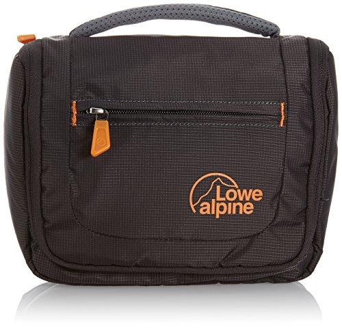 Lowe Alpine Wash Bag Large Trousse de Toilette Homme, Anthracite, Taille L