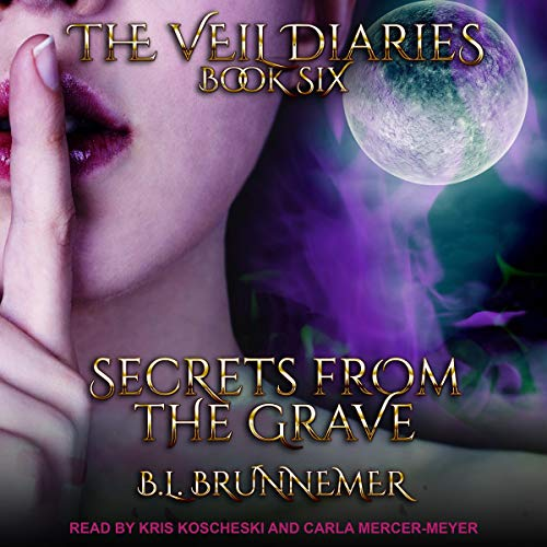 Secrets from the Grave audiobook cover art