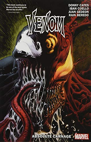 Venom by Donny Cates 3: Absolute Carnage
