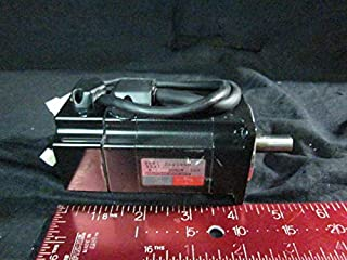 ADVANTEST DMT-003547 SANYO DENKI P50B05020DXS2ZU Servo motor Transfer-arm, 200W, AC200V, 1.6A, 3000MIN-1