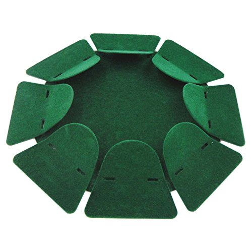 FAMI Golf Putting Cup Indoor Golf All-Direction Putting Hole Golf Practice Hole Cup Surface Flocking for Office Indoor Outdoor
