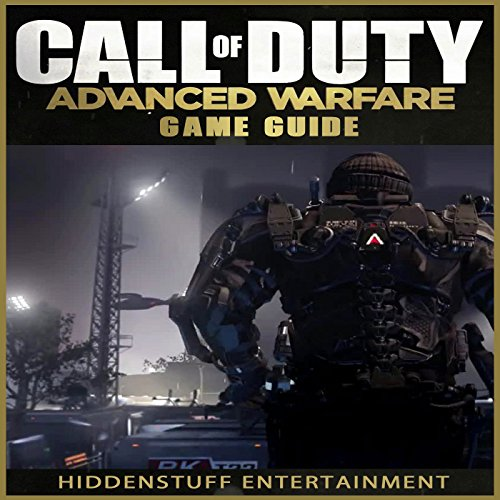 Call of Duty Advanced Warfare Game Guide audiobook cover art