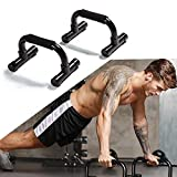 shewt Liegestützgriffe - gelenkschonend mit Schaum Griff - für Fitness und Krafttraining - Push Up Stand