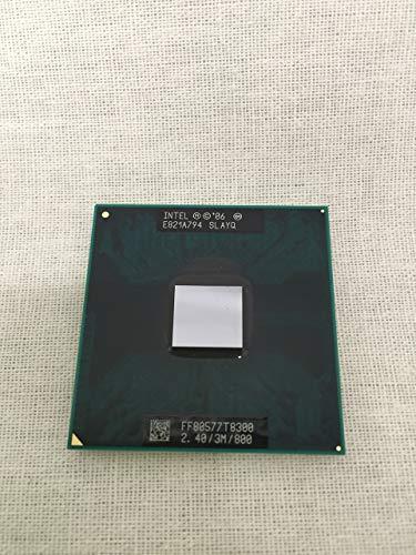 /Intel Core 2Duo/T83002,4GHz Dual-Core CPU Prozessor slayq ff80577t8300slayq