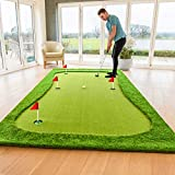 FORB Professional Putting Mat - Practise Your Putting Skills with This Golf Putting Mat - [Net World Sports] (Standard)