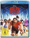 Bluray Kinder Charts Platz 24: Ralph reichts [Blu-ray]