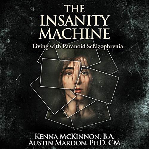 The Insanity Machine audiobook cover art
