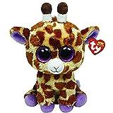 N/B Ypzz Gorro De Peluche Y Animales De Peluche Safari The Giraffe Toy 15Cm