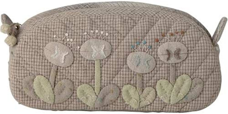 Pouch made of Orimupasu flower garden (japan import) B001ANFFW4