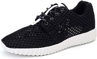 Oap Shoes For Men Men's Outdoor Athletic Shoes Lace up Breathable Leisure Sneaker dt (Color : White, Size : 37 EU)