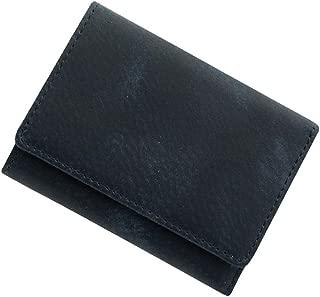 極小財布 ピッグスエード Calm Quiet(カルムクワイエット) BECKER(ベッカー)日本製 ミニ財布/三つ折り