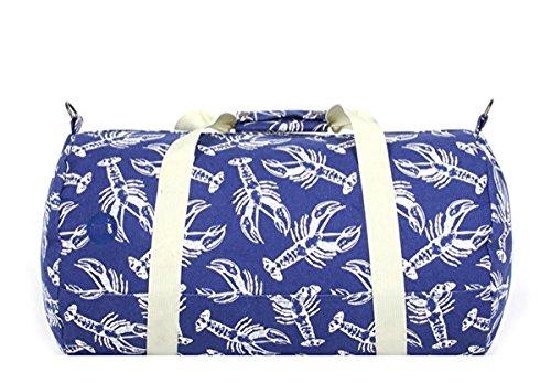 Mid-Pac Bag Trip Premium-Duffel, 50 cm, 30 Liter, Blau (blau Langusten)