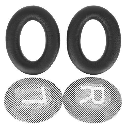 WEWOM Almohadillas compatibles con Cascos Bose QC2, QC15, QC25 y QC35 |...