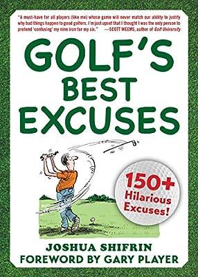 Golf's Best Excuses 150
