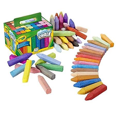Crayola Straßenkreide 48 Stück