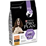 Purina ProPlan Medium Age+7 pienso para Perro Adulto senior Pollo 4 x 3 Kg