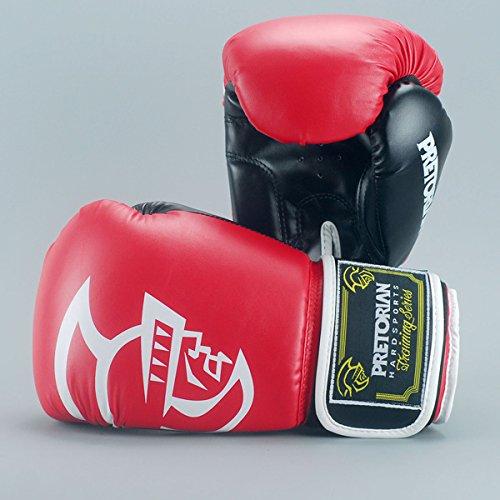 xmwm 10-62 OZ Boxing Gloves Adult MMA Gym Training Grant Boxing Gloves