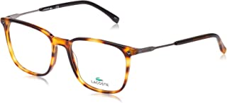 Lacoste Square Women's Reading Glasses Clear 35513214 214 53 17 145mm