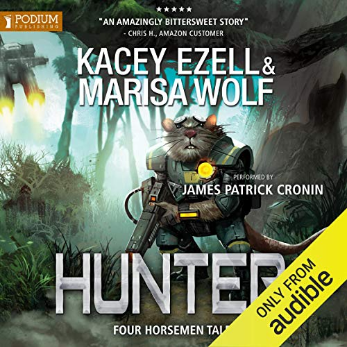 Couverture de Hunter