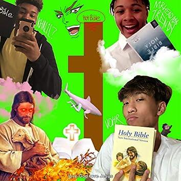 Hot Bible (feat. Khalil? & Mrheada$trendy)