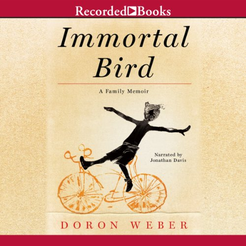 Immortal Bird audiobook cover art
