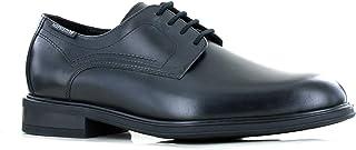 Zapato con Cordones de Piel Mephisto Kevin para Hombre Negro