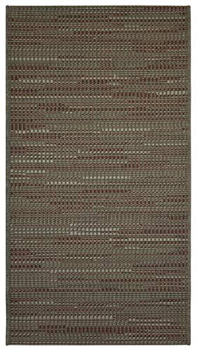 In- und Outdoor-Teppich Warm Noise 110 x 60 cm Kunststoff für Innen und Außen